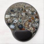 Granite Pebbles in Tenaya Lake Yosemite Nature Gel Mouse Pad