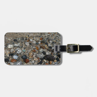 Granite Pebbles in Tenaya Lake Yosemite Nature Luggage Tag