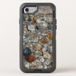 Granite Pebbles in Tenaya Lake Yosemite Nature OtterBox Defender iPhone 8/7 Case
