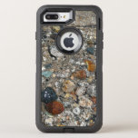 Granite Pebbles in Tenaya Lake Yosemite Nature OtterBox Defender iPhone 8 Plus/7 Plus Case