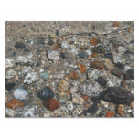 Granite Pebbles in Tenaya Lake Yosemite Nature Tissue Paper