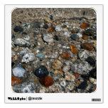 Granite Pebbles in Tenaya Lake Yosemite Nature Wall Sticker