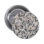 Granite Pinback Buttons