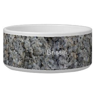 Granite Rock Custom Bowl