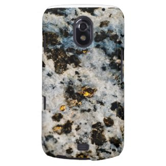 Granite Rock Textures Galaxy Nexus Case