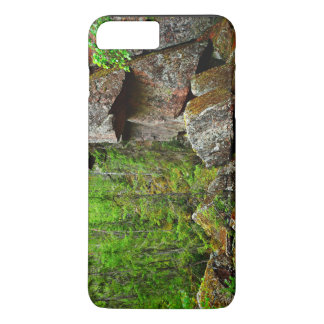 Granite Rocks And Canyons In Finland iPhone 7 Plus Case