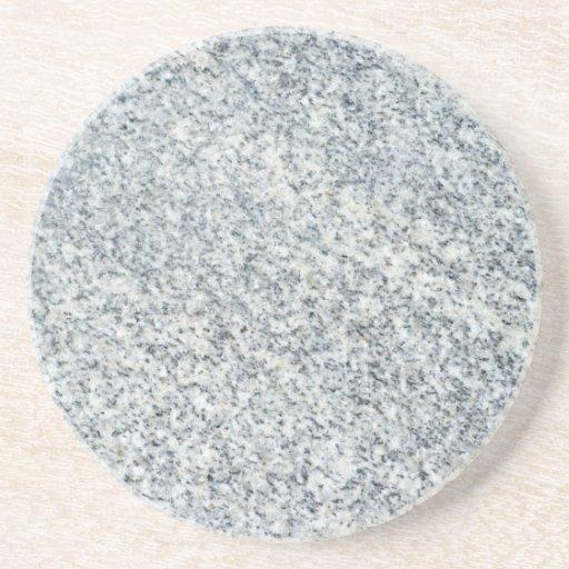 Granite texture beverage coasters