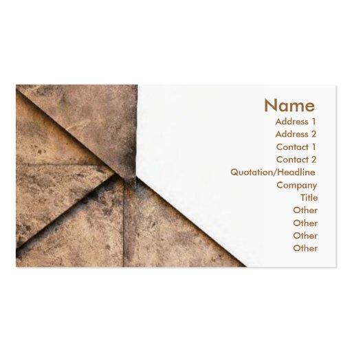 Granite Tiles Business Card