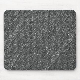 Granito de piedra gris Mousepad Tapetes De Raton