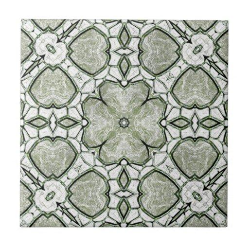 Granito del trébol azulejo ceramica