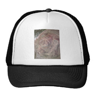 granito que esculpe por el ciervo que honra el tig gorras