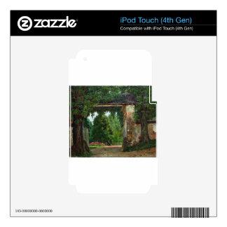 granja (1) iPod touch 4G calcomanía