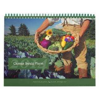 Granja 2014 de Camas Swale Calendario