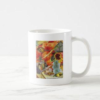 Granja a presentar taza