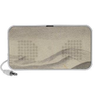 Granja de Blacow pico de la misión iPod Altavoces