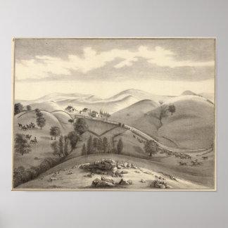 Granja de Blacow, pico de la misión Póster