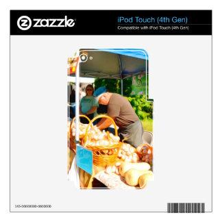 Granja de Damin Calcomanías Para iPod Touch 4G