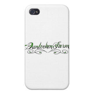 Granja de Dunlooken iPhone 4 Carcasas