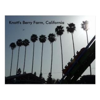 Granja de la baya de Knott, California Postal