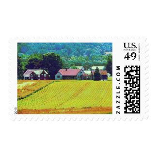 Granja de la granja sellos