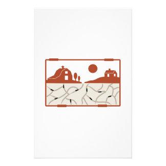 Granja de la hormiga papelería