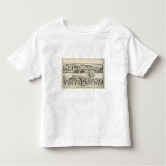Granja de los inviernos de T T Shirt