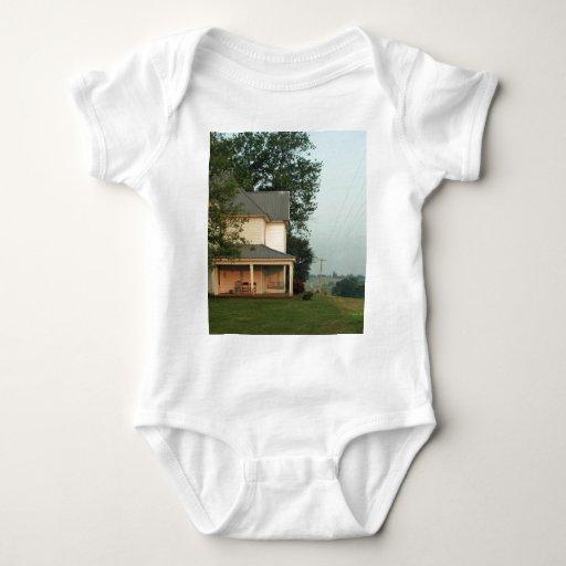 Granja de Missouri Mameluco De Bebé