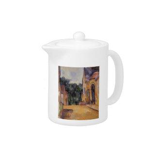 Granja de Paul Cezanne- en Montgeroult