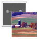 Granja de Pennsylvania en otoño Pin