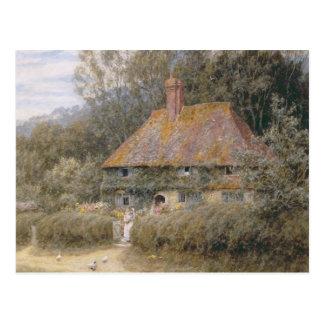 Granja de Valewood debajo del Blackwood, Surrey Tarjetas Postales