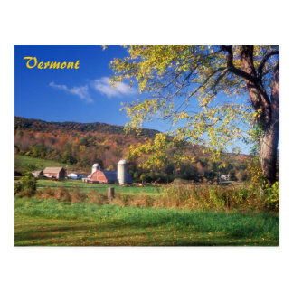 Granja de Vermont Postal