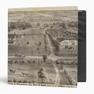 Granja del Central Park y residencia del parque de