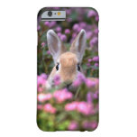 Granja del conejo funda para iPhone 6 barely there