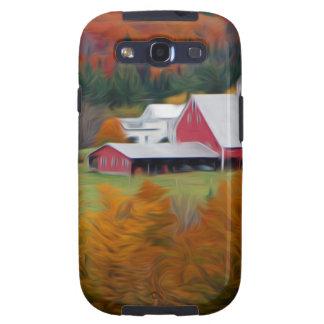 Granja hueco del norte, Vermont Samsung Galaxy S3 Cobertura