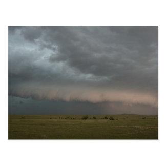 Granja inminente de la tormenta postal
