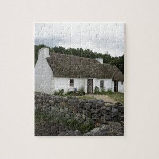 Granja irlandesa rompecabeza con fotos