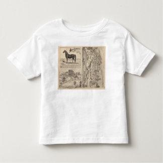 Granja lechera de Brookside T-shirt