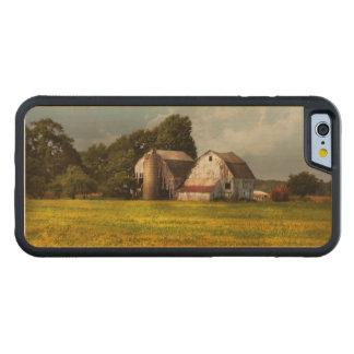 Granja - Ohio - sueños rotos Funda De iPhone 6 Bumper Arce