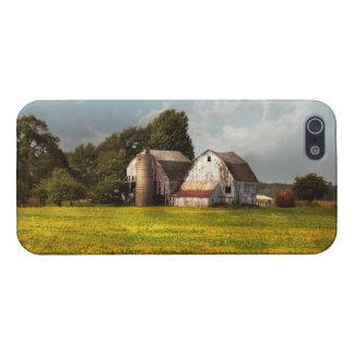 Granja - Ohio - sueños rotos iPhone 5 Carcasa