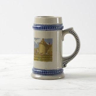 Granja Tazas De Café