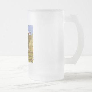 Granja Taza De Cristal
