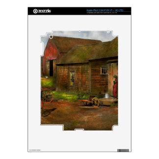 Granja - vida en los años 40 de la granja pegatinas skins para iPad 3