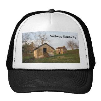 Granja vieja - Woodford Co KY., Kentucky intermedi Gorras De Camionero