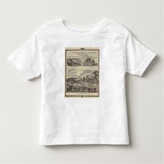 Granja, viñedo y residencias en el condado de camiseta