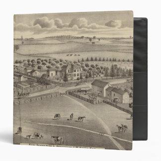 Granja y residencia comunes Benton Tp del remolin