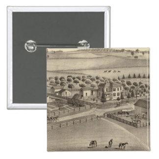 Granja y residencia comunes Benton Tp del remolin Pin
