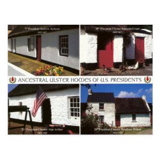 Granjas presidenciales de los E.E.U.U. en Ulster Tarjetas Postales