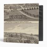 Granjas y lechería, Salem y Bristol Tp
