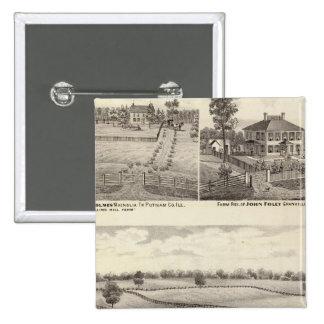 Granjas y residencias en magnolia pin