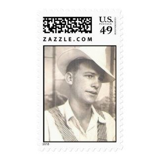 Granjero americano sellos